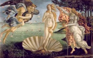 Venus - Roman Goddess of love and beauty